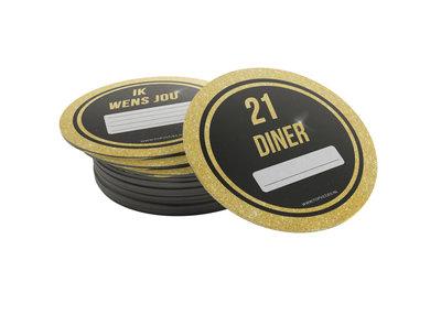 Goud 21-Diner