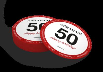 50.  Abraham Mix