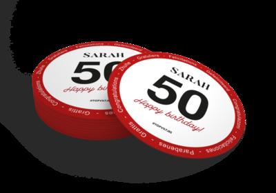 Sarah-50-jaar